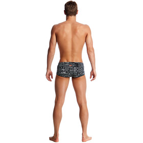 Funky Trunks Plain Front Trunks Men Stud Muffin